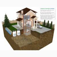 Автономные очистные сооружения, тепловые насосы, насосные станции, водоотведения, бассейны