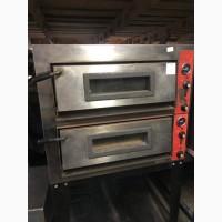 Продам б/у печь для пиццы GGF E 44/А с подставкой