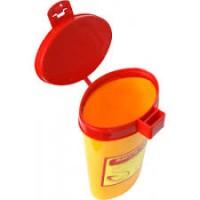 Емкость-контейнер для сбора медицинских отходов