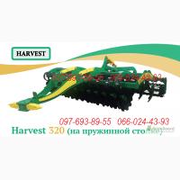 Борона дисковая Harvest 320 на пружинной стойке