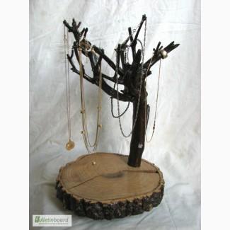 Украинский подарок из дерева девушке
