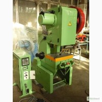 Продам пресс кривошипный модели КД2322Г усилием 16 тонн