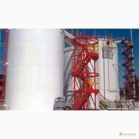 Резервуар вертикальный стальной РВС-700 м.куб