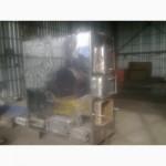 Твердотопливный водогрейный или масленый котёл с АПТ(лузга, тырса, отходы)