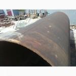 Труба диаметром 1220мм, б/у, демонтаж, в хорошем состоянии Толщина стенки 10мм, длина 3320