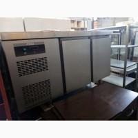 Стол холодильный бу 2 двери Sagi Kueam OR14 для кафе, бара, ресторана