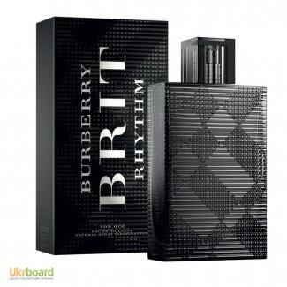 Burberry Brit Rhythm For Men туалетная вода 100 ml. (Бёрберри Брит Рхитхм Фор Мен)