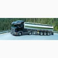 Перевозка автоцистернами наливных грузов. перевозка жидких грузов