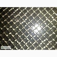 Сетка тканая н/ж 12х2 мм сталь 12Х18Н10Т Гост-3826 ширина 1 м