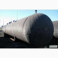 Емкости, резервуары для хранения сжиженных газов пропан-бутан подземные от производител