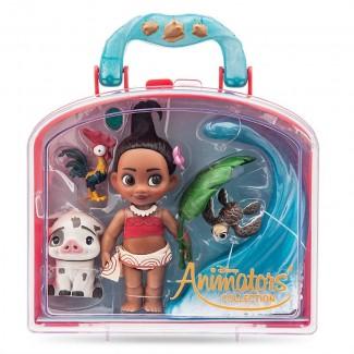Игровой набор Моана / Ваяна Disney Animators