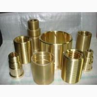 Втулки от производителя бронзовые, латунные