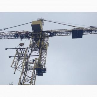 КБ-674 башенный кран грузоподъемность 25 тонн