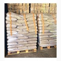 Продам топливные пеллеты в гранулах сосна