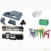 Литье пластмассовых изделий, пресс-формы