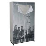 Шкаф-гардероб тканевый складной City style