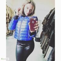 Фирменная куртка с мехом