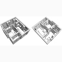 Индивидуальный курс ArchiCAD Создание дизайн-проекта интерьера