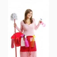 На постоянную работу требуется горничная-уборщица для уборки в квартирах