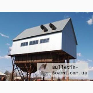 Продажа зерноочистной техники, зерносушилок