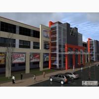 Построим для Вас киоски, магазины, склады, торговые площедя г.Кривой Рог