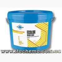 ECOLOR BLOCK COAT - средство для нейтрализации пятен на стенах и потолках