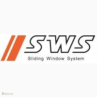 Раздвижные окна SWS