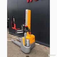Штабелер электрический JUNGHEINRICH EMC 110 1т 1, 6м нова акамуляторна батарея