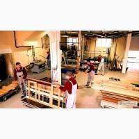 Рабочие в столярный цех в Польшу