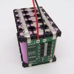 BMS 3S 25-40А, 12.6V Контроллер заряда разряда с балансиром, плата защиты Li-Ion