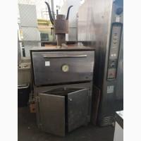 Угольная печь Хоспер бу Стиил макс ЗМС-90