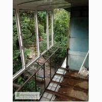 Комплексная отделка балконов и лоджий