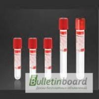 Пробирка 13*75, 4 мл для лабораторных исследований и забора проб биологического материала