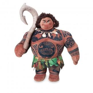 Плюшевый Мауи 38 см Моана Дисней