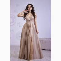 Золотое платье для росписи, на торжество, свадьбу