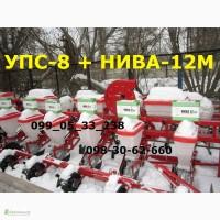 Сеялка УПС(веста-8) + мега НИВА-12М система контроля сеялки РЕАЛЬНЫЙ выбор Система НИВА12