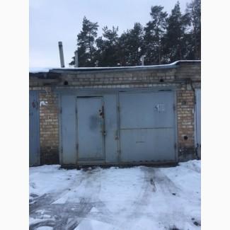 Продам капитальный гараж на Окружной