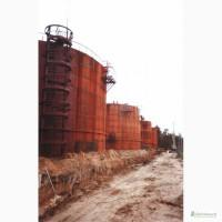 Специальные работы: Нефтебазы, Резервуары, Понтоны(США), Дымовые трубы