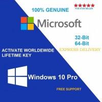 Windows 10 Pro лицензионный ключ активации