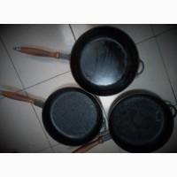 Кастрюли, ковши, сковородки в отличном состоянии
