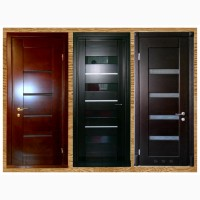 Двери межкомнатные деревянные под заказ