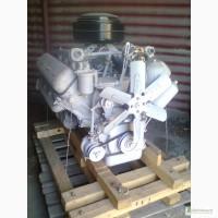 Новый двигатель ЯМЗ-238М2 (V8)