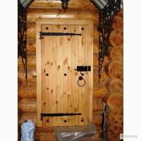 Материал для дверей деревянных домов, бань и саун Кривой Рог