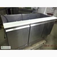 Холодильный стол, б/у в рабочем состоянии