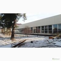 Реконструкция в Киеве и в Украине : магазинов, производственных и складских сооружений
