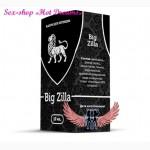 Биг Зилла/Big Zilla капли для повешения потенции