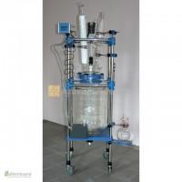 Продам реактор стеклянный (лабораторный) 50 л