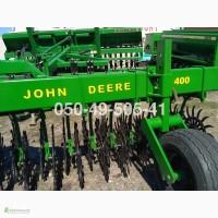 Борона мотыга ротационная John Deere 400 Джон Дир (6, 9, 12 м.) купить в Украине