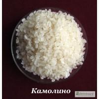 Рис круглый Камолино Балдо