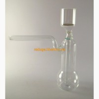 Кальян стеклянный кальян стекло сувенир походный ручная работа